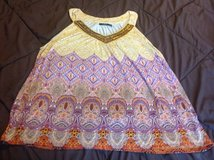 Apt 9 woman size 1X beautiful tank top in Fort Riley, Kansas
