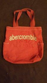 Red Abercrombie Tote Bag in Westmont, Illinois