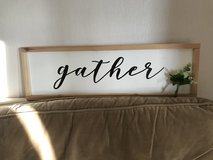 Gather sign ! in Okinawa, Japan