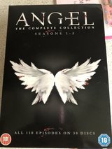 Angel complete collection in Lakenheath, UK