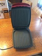 George Foreman grill in New Lenox, Illinois