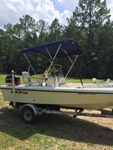 2003 Sea fox 16 feet with trailer and 60 hp mercury. in Hinesville, Georgia