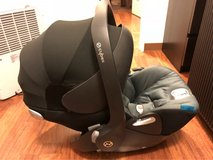 Excellent Condition - Cybex Cloud Q Infant Car Seat (Bought it without the base unit from Germany) in Okinawa, Japan