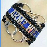 ARMY WIFE BRACELET in Fort Benning, Georgia