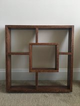 Solid Oak Shelving Unit in Beaufort, South Carolina