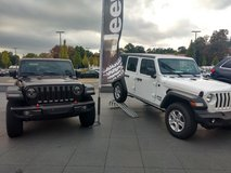 New Jeep Wrangler JL models available in Wiesbaden, GE
