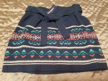 Little Girls Sweater Skirt S(6) (New) in Keesler AFB, Mississippi