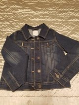 Girls Jean Jacket in Keesler AFB, Mississippi