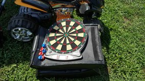 gaming chair, dart board, elec hedge trimmer, day bed(twin) in Rolla, Missouri