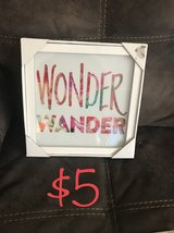 Wall decor- Wonder Wander in Alexandria, Louisiana