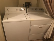 Washer/ Dryer in Lackland AFB, Texas