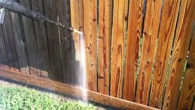 Fence and Deck Rehab / Pressure washing Seal and Stain FREE ESTIMATES in Fort Leonard Wood, Missouri