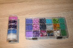 Beads for crafting in Lakenheath, UK