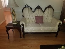 Beautiful Beige Living Room Furniture & Tables in Wilmington, North Carolina
