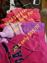 Girls 5-6 y/o Hoodies and Jackets in Clarksville, Tennessee