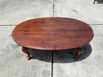 "Solid Wood Coffee Table 18""x30""x49"" in Spring, Texas"