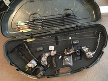 Martin compound bow and case. in Fort Campbell, Kentucky
