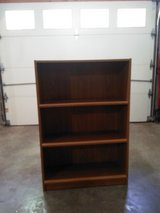 Small bookcase in Fort Campbell, Kentucky