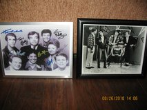 Happy Days Autographed Photo & Framed Photo of Male Cast in Kingwood, Texas