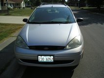 2000 Ford Focus Station Wagon SE in Yorkville, Illinois