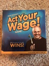 Dave Ramsey Act Your Wage Game in Kingwood, Texas