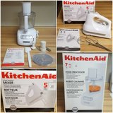 KitchenAid 7 Cup Food Processor & Mixer in Fort Irwin, California
