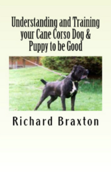 Cane Corso Dog book in San Diego, California