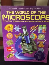 The World of the Microscope in DeKalb, Illinois