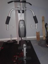 Golds Gym XR 45 Home Gym with extras in Fort Drum, New York