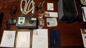 Phillips Remstar Pro C-Flex W/Heated Humidifier CPAP Machine Travel Bag & More in Bartlett, Illinois