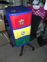 kids plastic drawers in Fort Campbell, Kentucky
