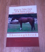 Thoroughbred Horse Book in San Diego, California