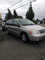 2005 Luxury Mercury Monterey Minivan Silver - $2750 in Fort Lewis, Washington