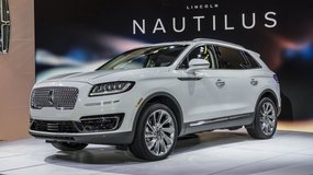 INTRODUCING.. The NEW Lincoln Nautilus in Hohenfels, Germany