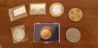 (7) Collectable Coins in St. Louis, Missouri