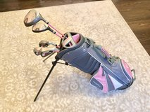 Junior Pink Golf Clubs in Wheaton, Illinois