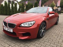 2014 BMW M6 Gran Coupe *ONLY 16,181 Miles*Fully Loaded* in Baumholder, GE