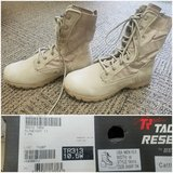 Tactical research flyweight 2 team boots in Fort Campbell, Kentucky