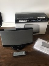 Bose Sounddock Series II in Lakenheath, UK