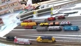 Train Set Table.,... in Fort Leonard Wood, Missouri