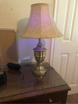 Single lamp in Houston, Texas