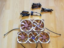 Noctua Ultra Quiet Computer Case Fans in Hohenfels, Germany