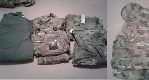 ECWCS Multicam Items in Fort Leonard Wood, Missouri