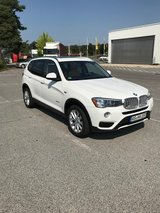 2015 BMW X3 Diesel, US Specs, Alpine White, Fully loaded!! in Hohenfels, Germany