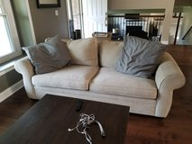 Pottery Barn Couch in Plainfield, Illinois