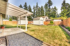 3 Bedroom 1 Bath Home for Sale in Fort Lewis, Washington