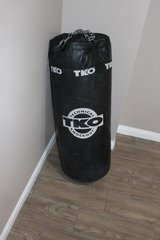 TKO PUNCHING BAG, Great condition in CyFair, Texas