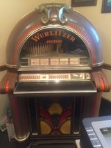 1973 Model 1050 Wurlitzer Jukebox in Nellis AFB, Nevada