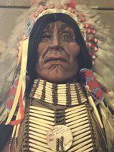 American Indian head ,,, Will be open Labor Day in Alamogordo, New Mexico