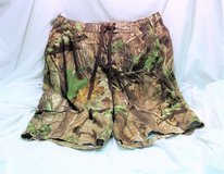 Men's Swimwear M Trunks Camouflage Camo Woods Hunt Redneck Camp Fish Lake Boat in Houston, Texas